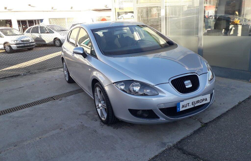 SEAT Leon 1.9 TDI 105cv Sport Limited 5p.
